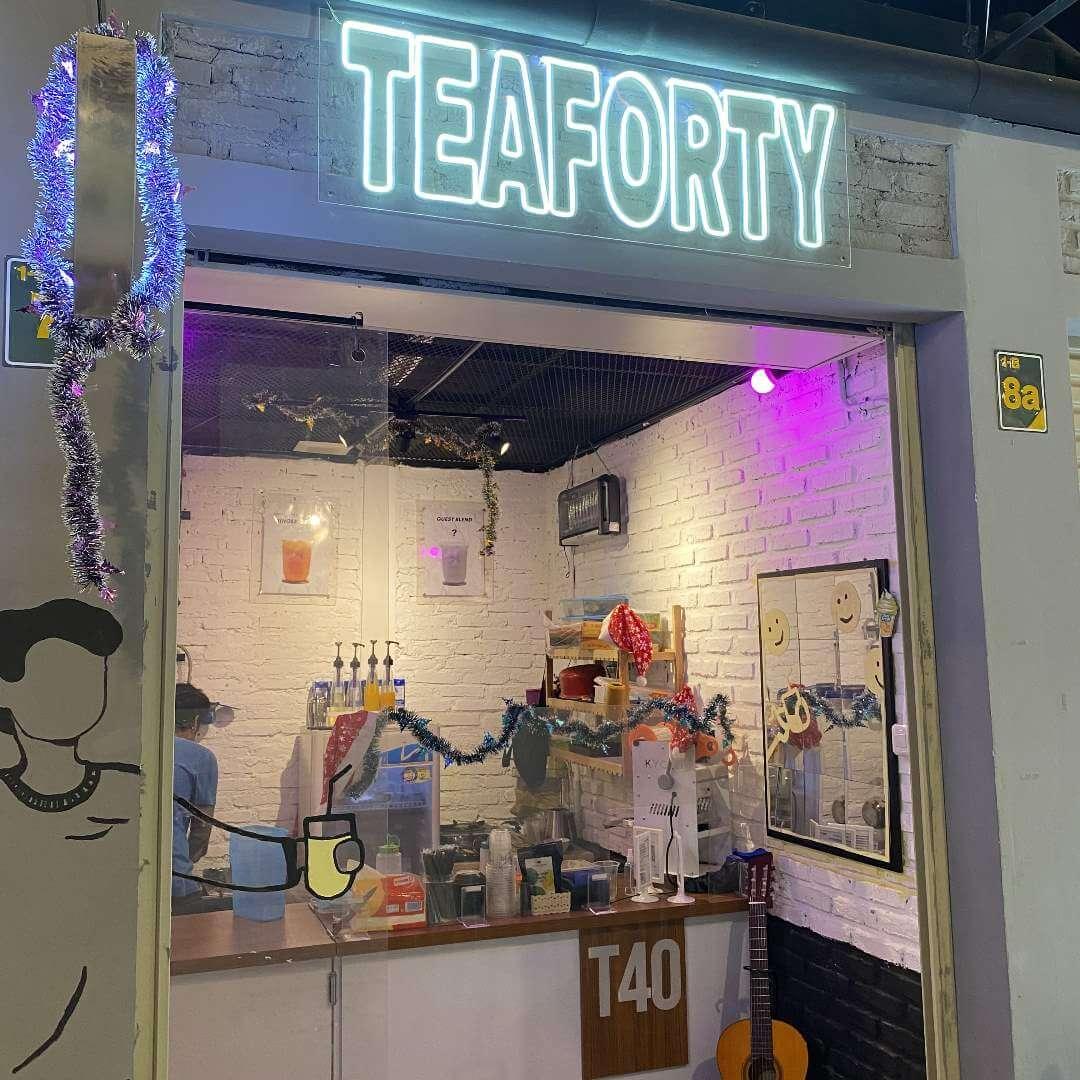 Teaforty