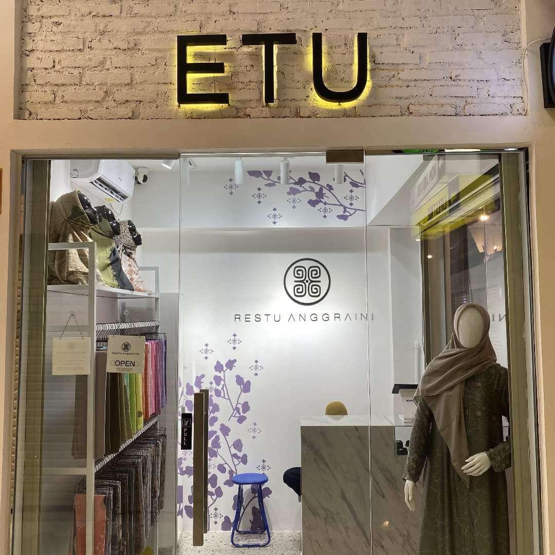 ETU by Restu Anggraini