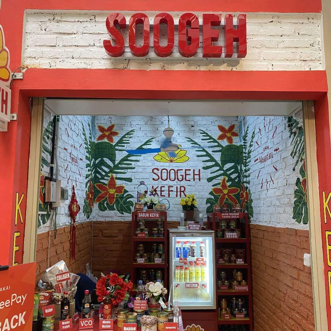 Soogeh