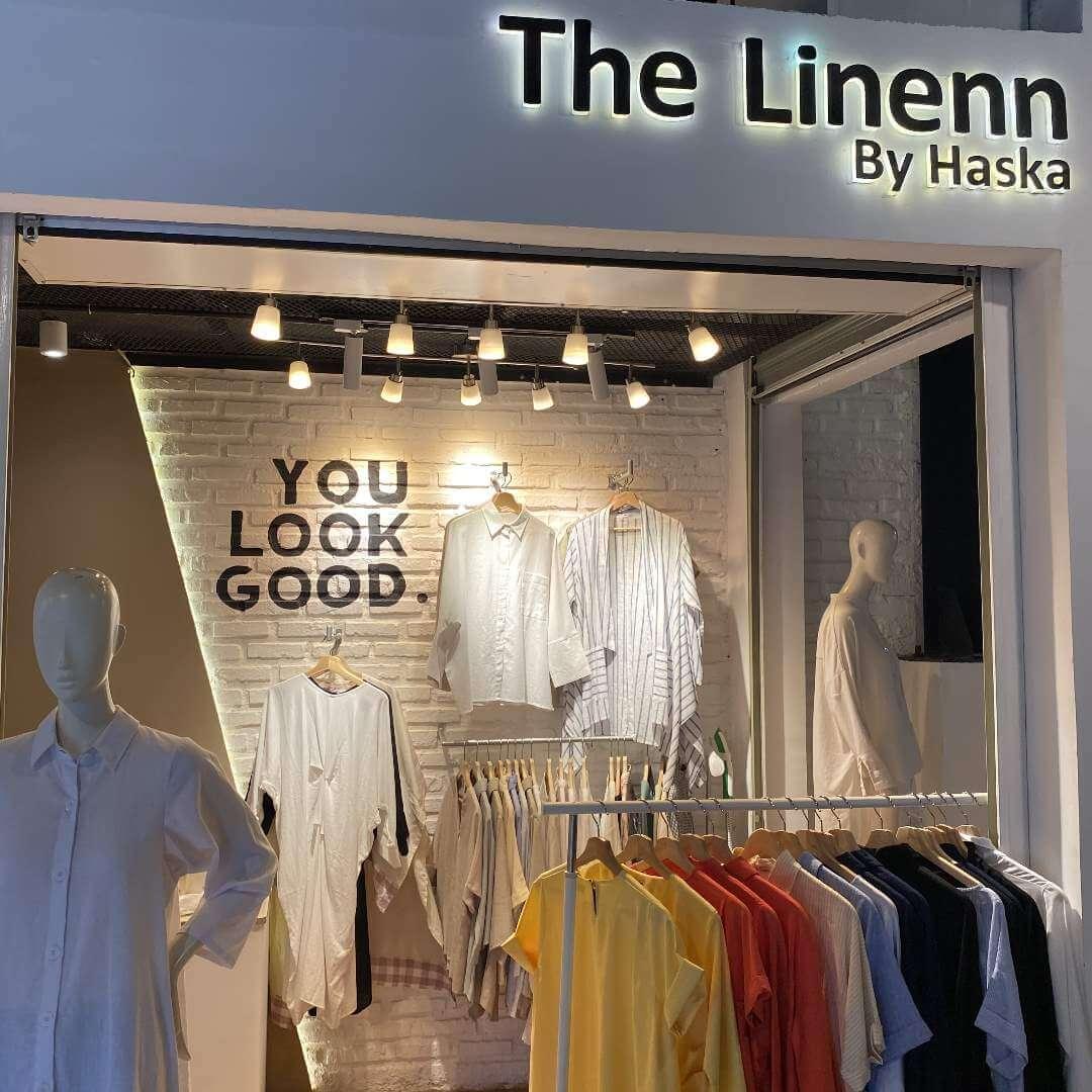 The Linenn by Haska